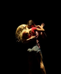 Me & Will Dirty Dancing – London West End